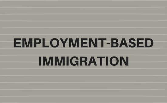 What Must a Foreign Worker Show to Get a B-1 in Lieu of H-1B Work Visa?